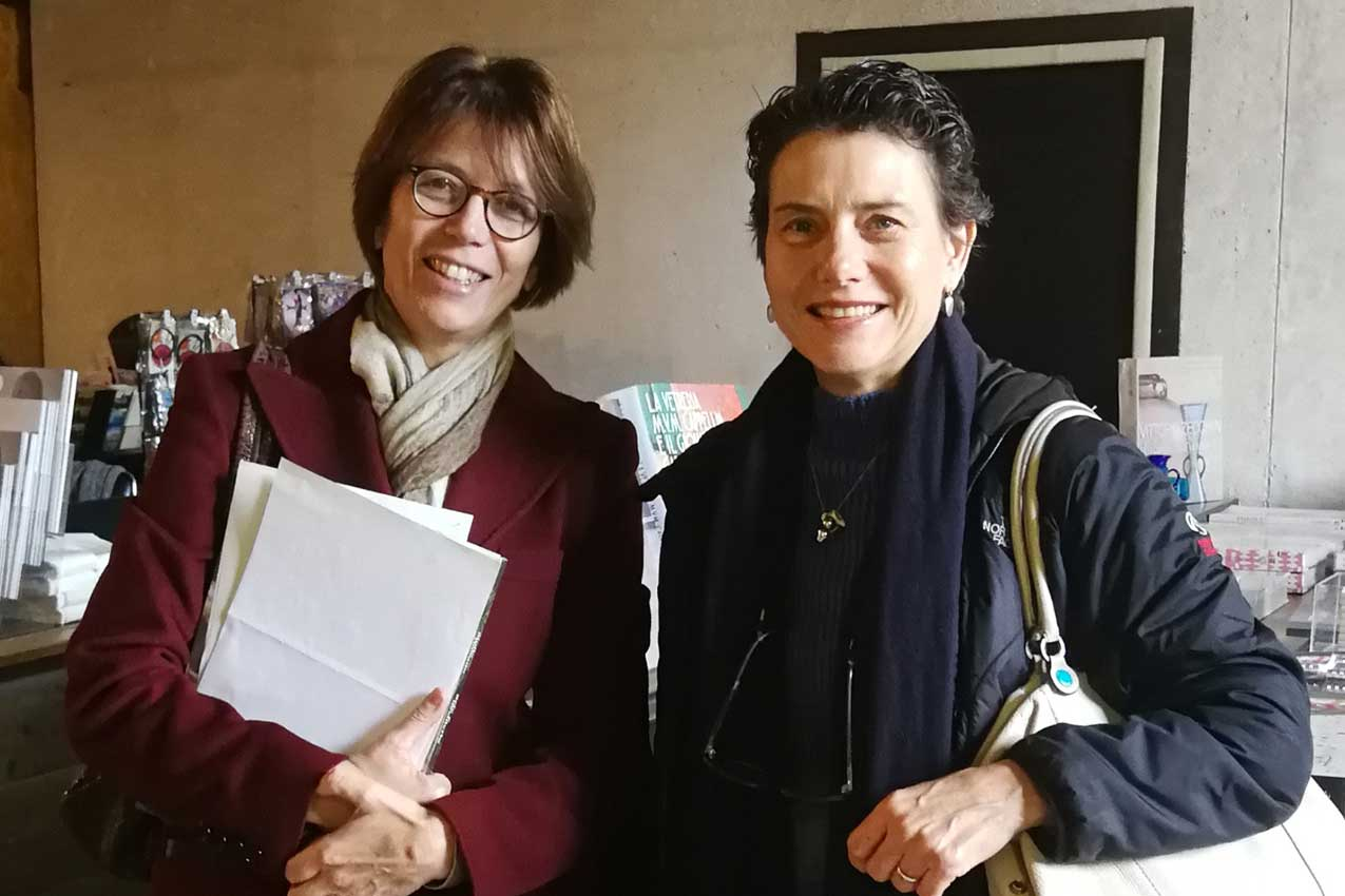 Francesca Rossi e Karole Vail (Castelvecchio, Verona)