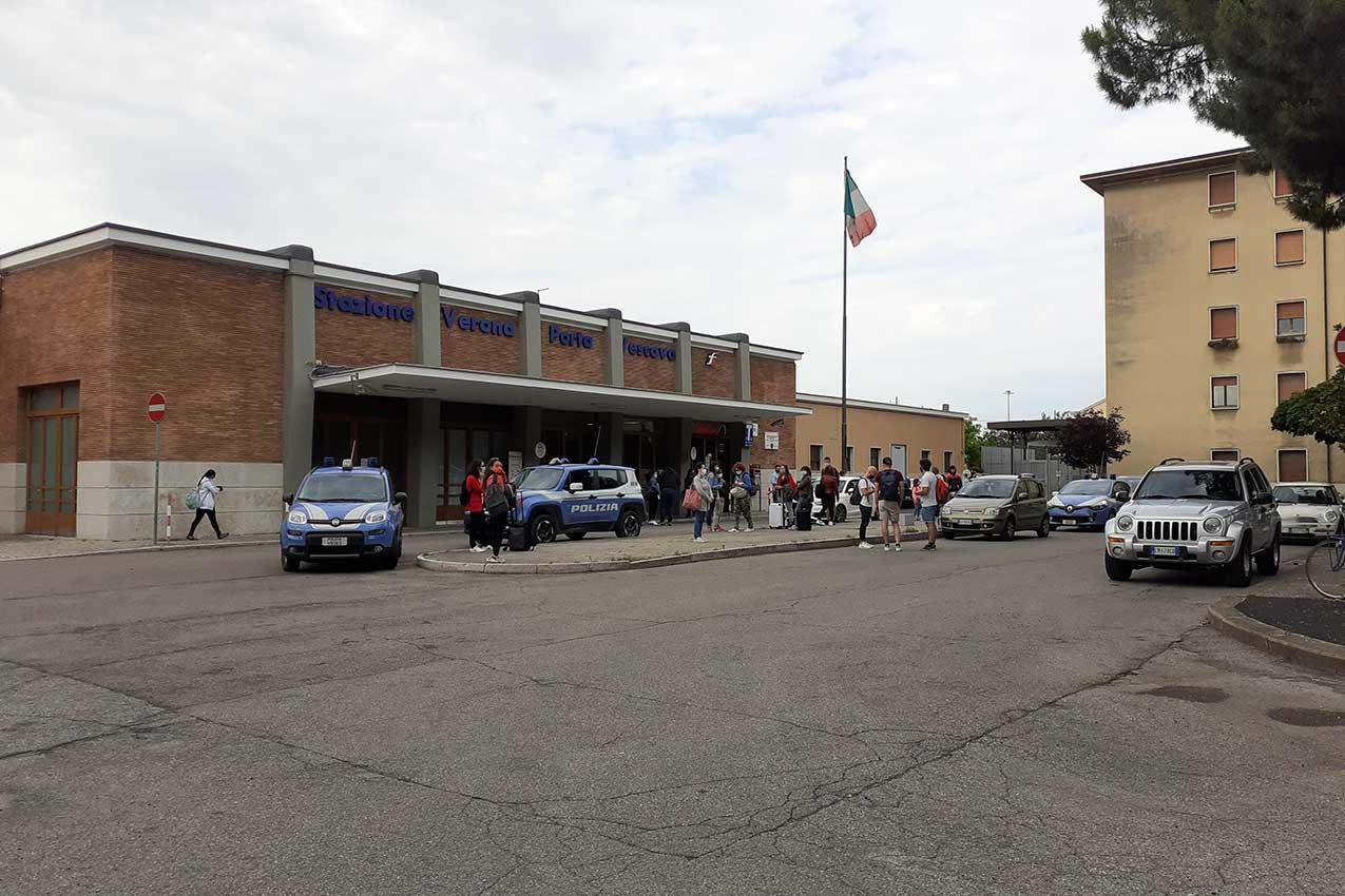 Stazione di Porta Vescovo, Verona