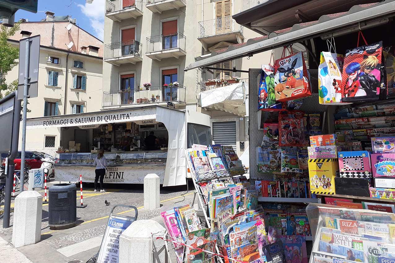 Mercato Santa Toscana, Veronetta