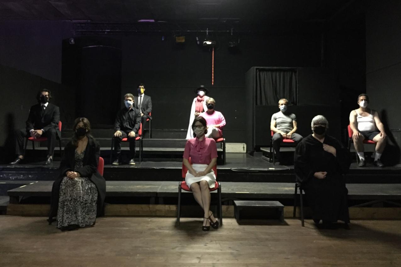 Delitti - Teatro Scientifico - Verona