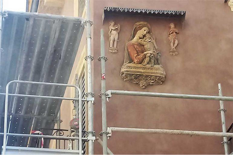 Madonna di Verona, via Fogge