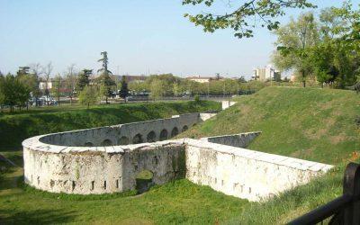 Bastione di San Bernardino - Verona