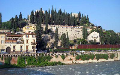 Castel San Pietro, Verona (foto Adert)