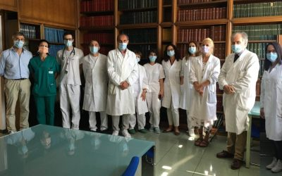 Covid-19-Team di ricerca univr