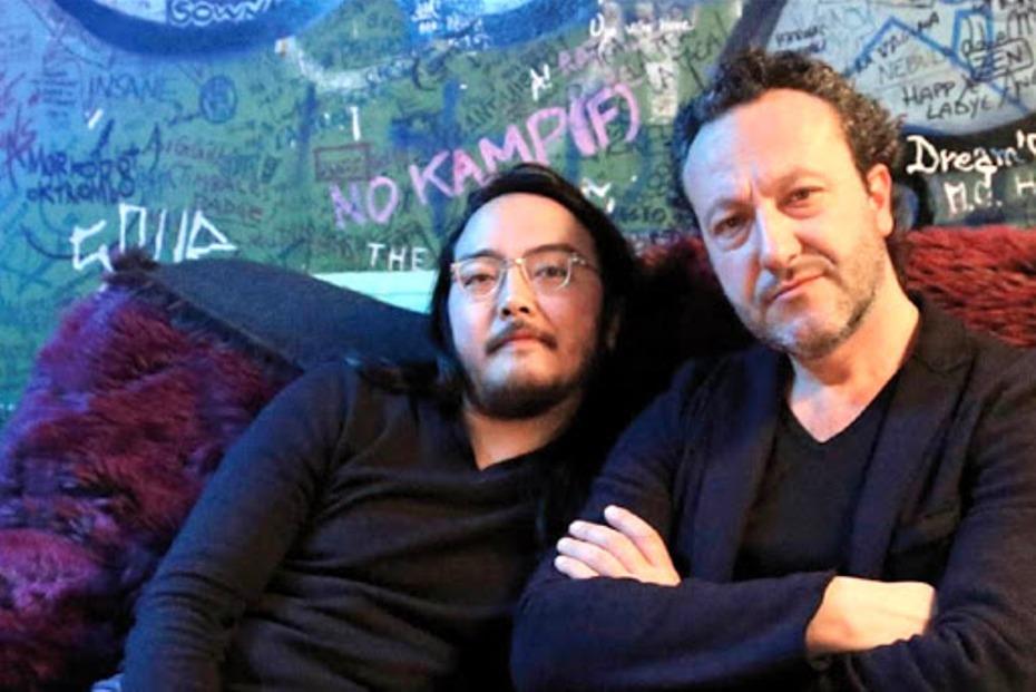 Nuovi suoni - Cesare Picco e Taketo Gohara