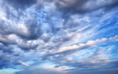 poco nuvoloso