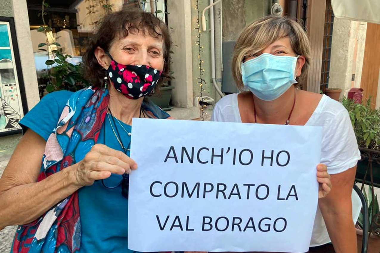 Val Borago, Verona