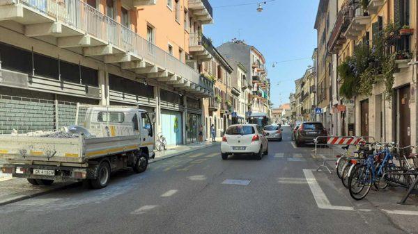Via XX Settembre, Verona