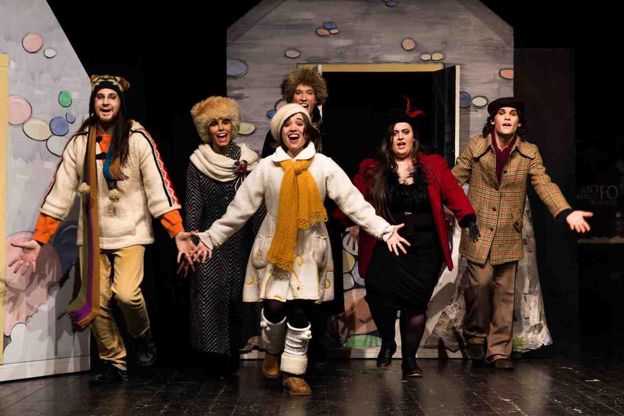 Famiglie a Teatro - Buon Natale Babbo Natale