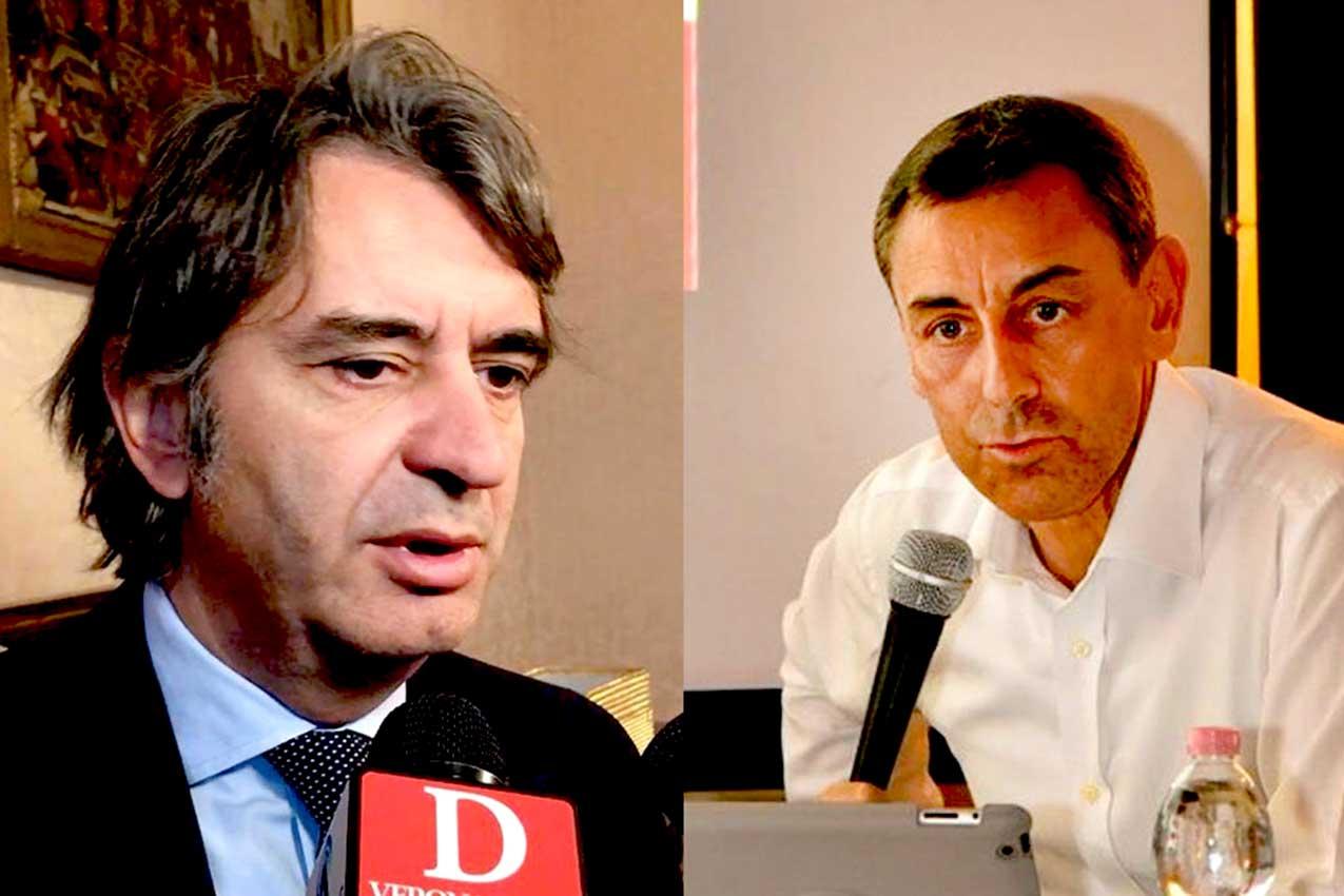 Federico Sboarina, Vincenzo D'Arienzo