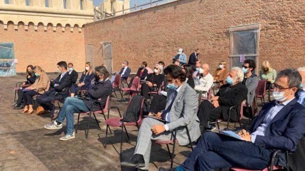 Incontro a Castel San Pietro per Verona Capitale della Cultura 2022