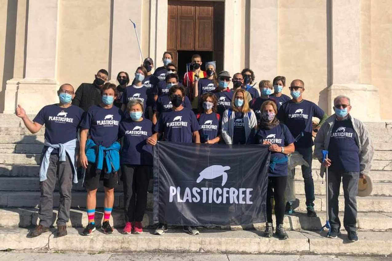 Plastic free Onlus