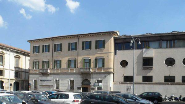 Banco popolare, Verona