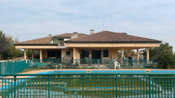 Casa Gabanel a Bussolengo, Verona