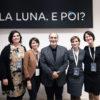 Festival della Scienza 2019 a Verona. Al centro l'astronauta e astrofisico Umberto Guidoni