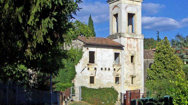 La chiesetta della Madonnina a Montorio, Verona