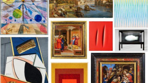 La scienza nascosta nell'arte - palazzo maffei - verona