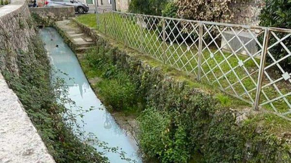 Lori inquinato, Avesa (Verona)