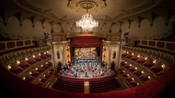 Mozart dall'Austria alla Russia