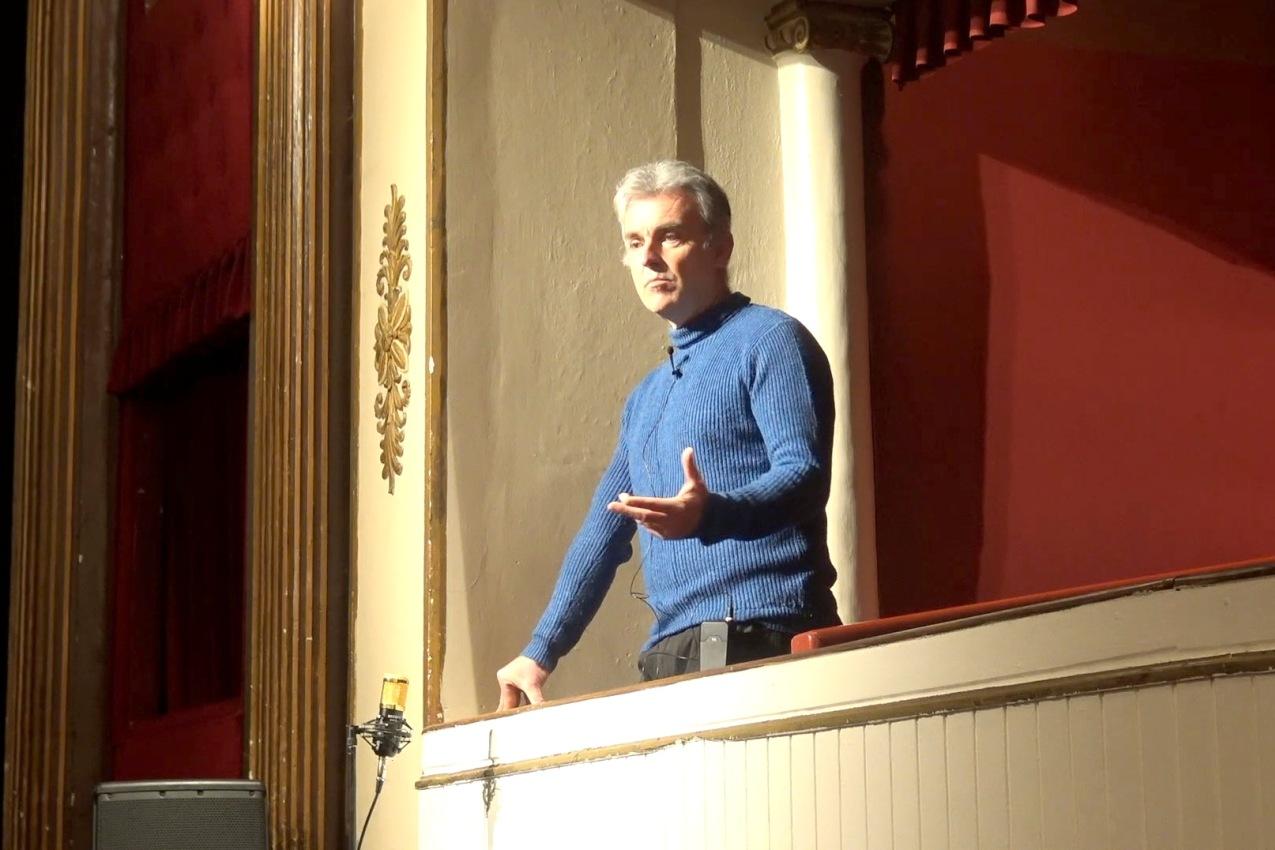 Dentro al teatro - Teatro Nuovo - Verona - Alberto Pavoni
