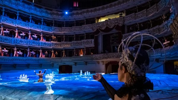 Didone-Enea- Dido and Aeneas - Foto Ennevi-Fondazione Arena