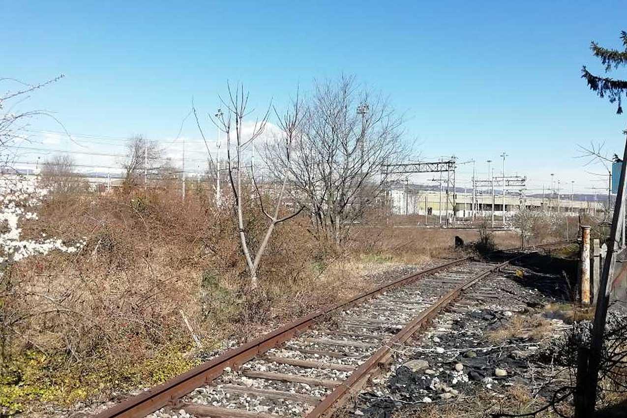 Ex Scalo Ferroviario, Verona