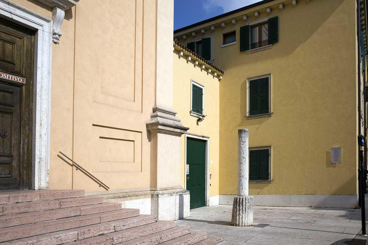 San Pietro Incarnario, Verona