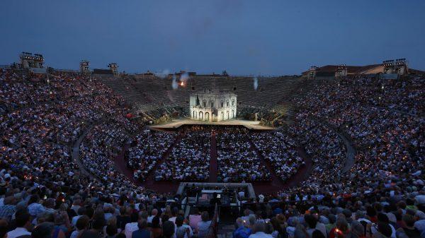 Nabucco - Arena di Verona