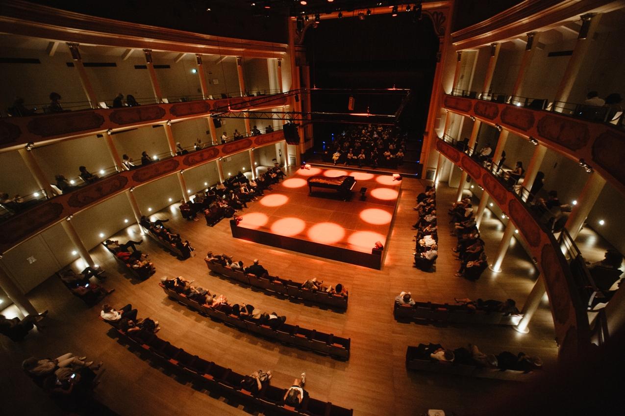 Ri-vedersi - teatro ristori - verona