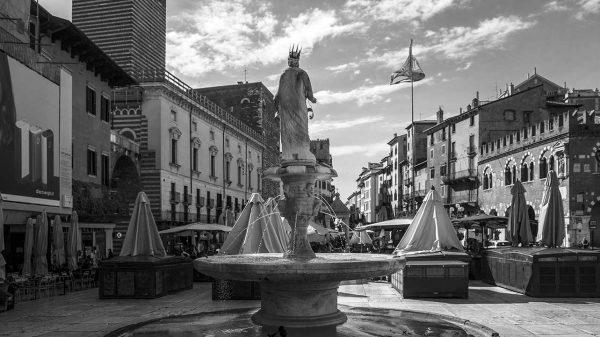 Piazza Erbe (Foto G.M.)