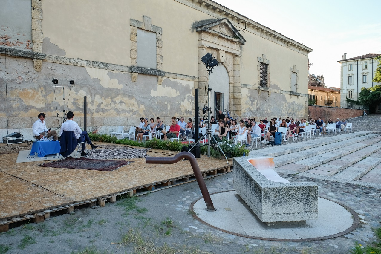 Festival del giornalismo di Verona