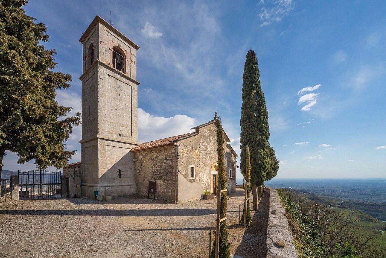 Santuario di Santa Maria Valverde - Marano di Valpolicella