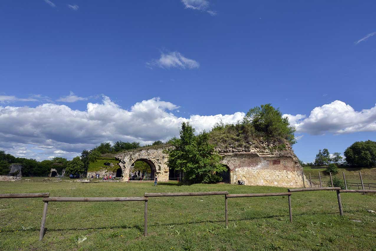 Forte Santa Caterina, Verona