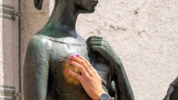 Giulietta (Julia) a Monaco di Baviera (Foto DPA)