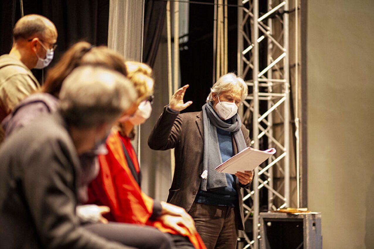 Teatro Comico - Giulio Scarpati