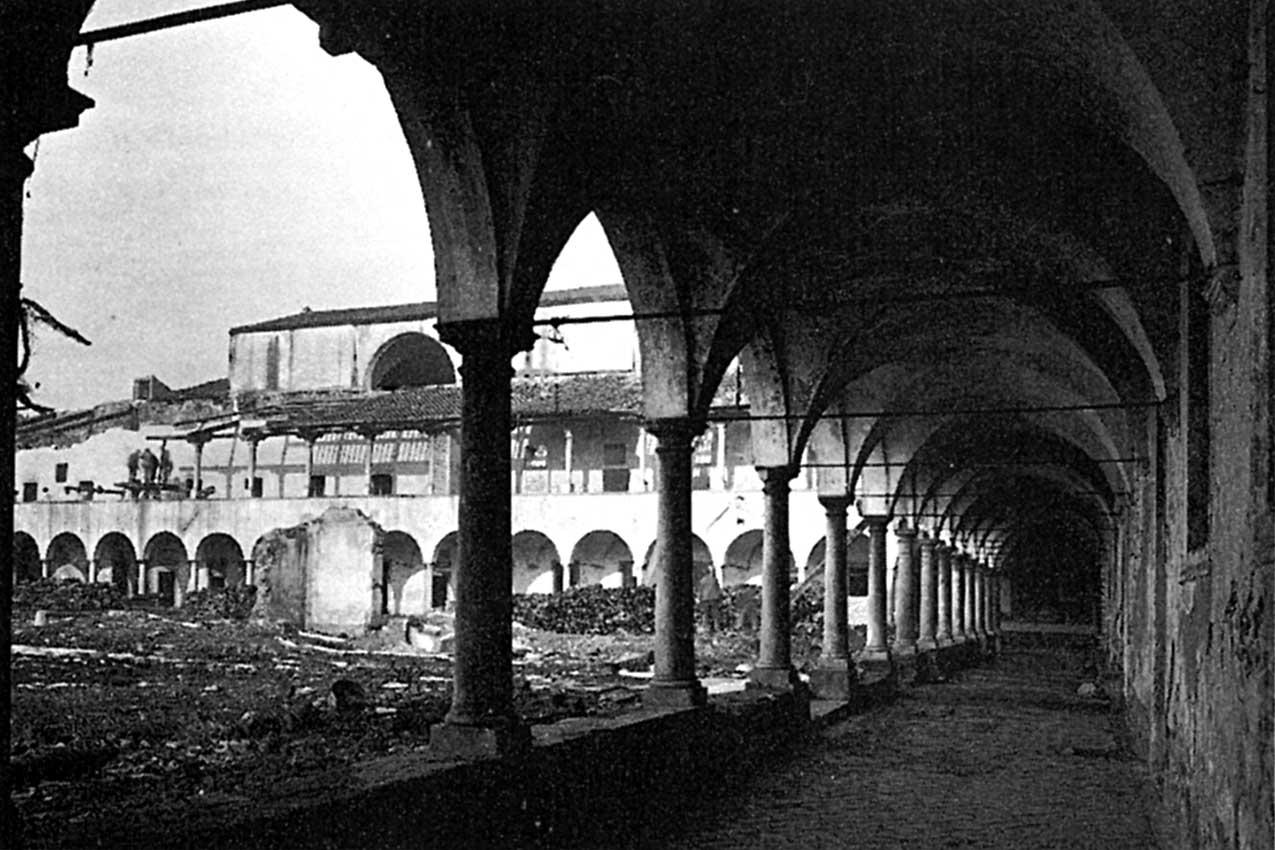 Ex convento delle Maddalene, Verona